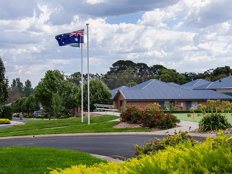 Hallmont Estate Retirement Homes Mount Gambier